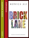 Brick Lane (MP3)